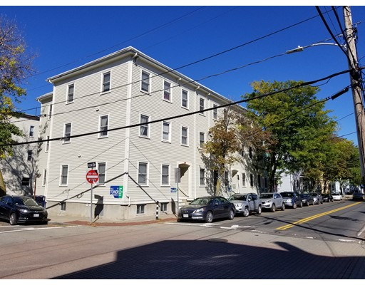 Multi-Family Home for Sale at 345 Columbia Street 345 Columbia Street Cambridge, Massachusetts 02141 United States