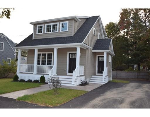 Частный односемейный дом для того Продажа на 214 Shaw Street 214 Shaw Street Braintree, Массачусетс 02184 Соединенные Штаты