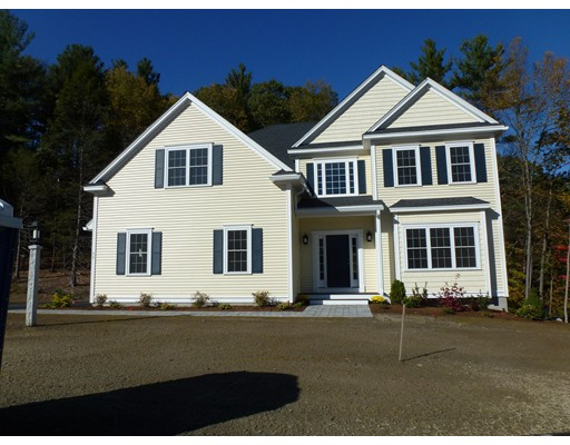 Single Family Home for Sale at 19 Edward Drive 19 Edward Drive Littleton, Massachusetts 01460 United States