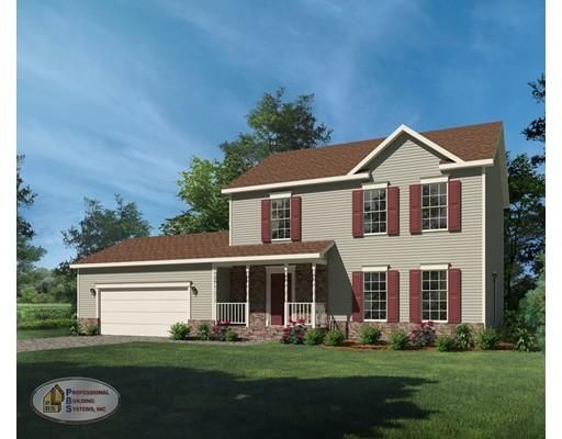 Single Family Home for Sale at 5 Cardinal Drive 5 Cardinal Drive Douglas, Massachusetts 01516 United States