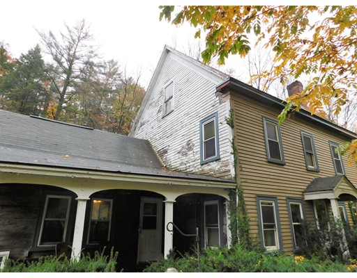 Single Family Home for Sale at 77 North Street 77 North Street Erving, Massachusetts 01344 United States