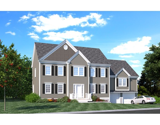 Single Family Home for Sale at 6 Green Meadow Drive 6 Green Meadow Drive Wilmington, Massachusetts 01887 United States