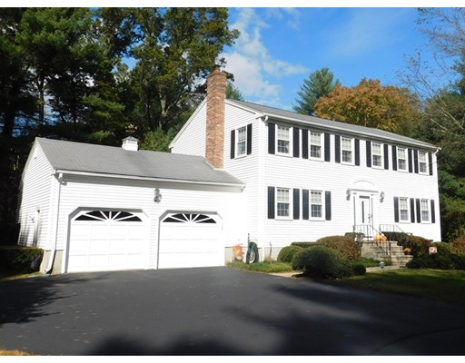 Single Family Home for Sale at 26 Bogastow Brook Road Holliston, 01746 United States