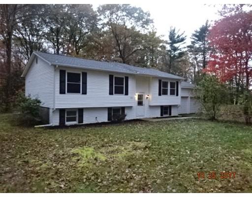 独户住宅 为 销售 在 220 Ward Hill Road Phillipston, 01331 美国