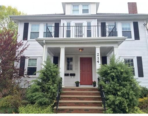 واحد منزل الأسرة للـ Rent في 214 Brook Road 214 Brook Road Milton, Massachusetts 02186 United States