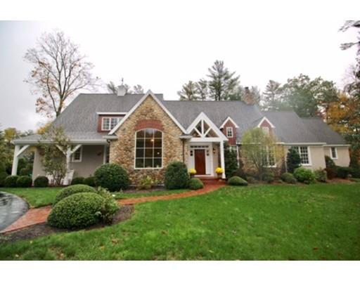 独户住宅 为 销售 在 223 River Street 223 River Street Norwell, 马萨诸塞州 02061 美国