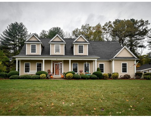 Single Family Home for Sale at 6 Rice Street 6 Rice Street Hopkinton, Massachusetts 01748 United States