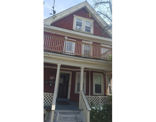 Single Family Home for Rent at 386 Hyde Park Avenue Boston, Massachusetts 02131 United States