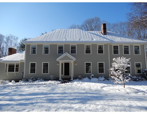 独户住宅 为 销售 在 30 Granite Street 30 Granite Street 霍普金顿, 马萨诸塞州 01748 美国
