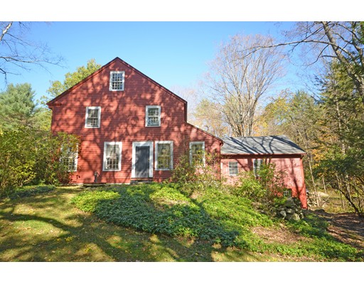 Single Family Home for Sale at 335 Long Plain Road 335 Long Plain Road Leverett, Massachusetts 01054 United States