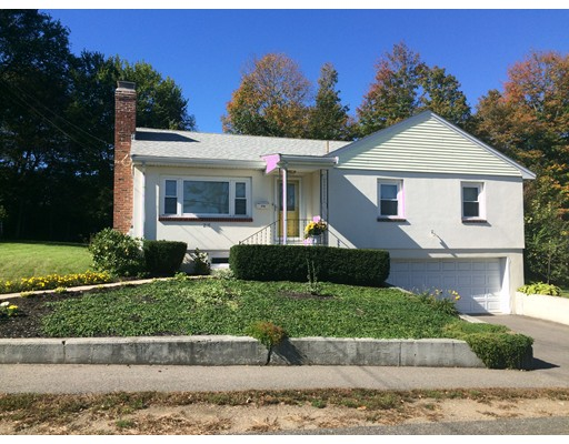Single Family Home for Sale at 218 Hill Street 218 Hill Street Norwood, Massachusetts 02062 United States