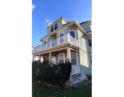 تاون هاوس للـ Rent في 107 Merrymount Rd #2 107 Merrymount Rd #2 Quincy, Massachusetts 02169 United States