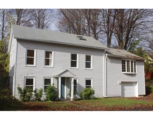 Single Family Home for Sale at 8 Crescent Street 8 Crescent Street Huntington, Massachusetts 01050 United States