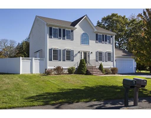 Maison unifamiliale pour l Vente à 1 Jordan Lane 1 Jordan Lane Fairhaven, Massachusetts 02719 États-Unis