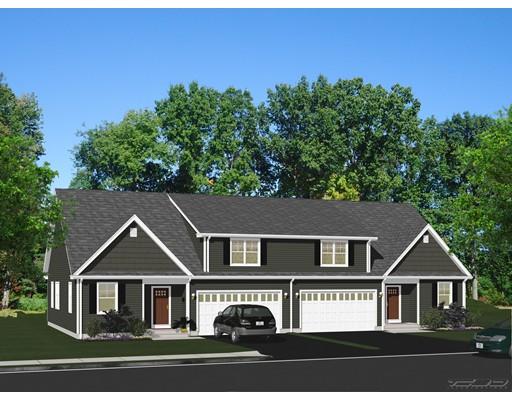 共管式独立产权公寓 为 销售 在 302 Piper Road aka St. Andrews Way 302 Piper Road aka St. Andrews Way West Springfield, 马萨诸塞州 01089 美国