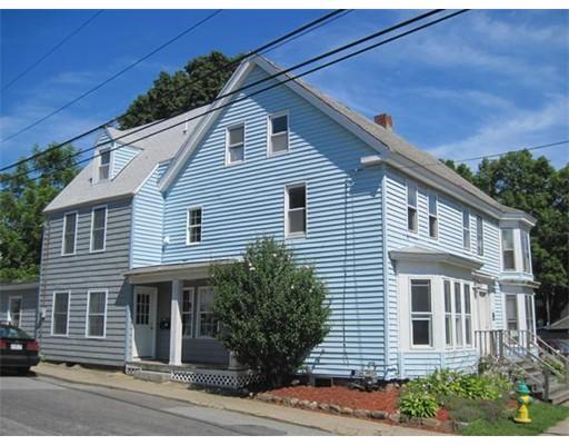 Apartamento por un Alquiler en 21 Whitehall Rd #B 21 Whitehall Rd #B Amesbury, Massachusetts 01913 Estados Unidos