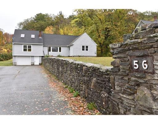 独户住宅 为 销售 在 56 Martin Street Millbury, 01527 美国