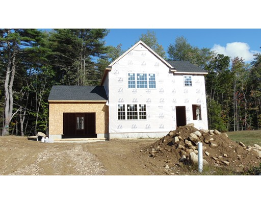 Single Family Home for Sale at 309 Brookside Drive 309 Brookside Drive Gardner, Massachusetts 01440 United States