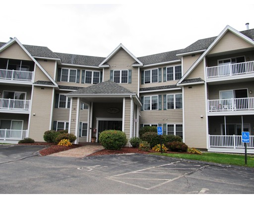 Condominium for Sale at 16 James Street 16 James Street Milford, New Hampshire 03055 United States