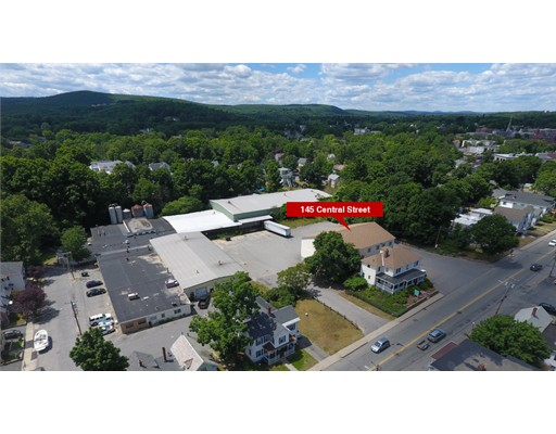 Multi-Family Home for Sale at 145 Central Street Leominster, 01453 United States