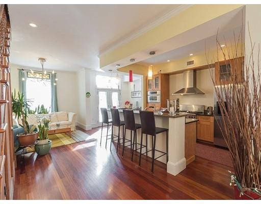 واحد منزل الأسرة للـ Rent في 124 Saint Botolph #124 124 Saint Botolph #124 Boston, Massachusetts 02116 United States