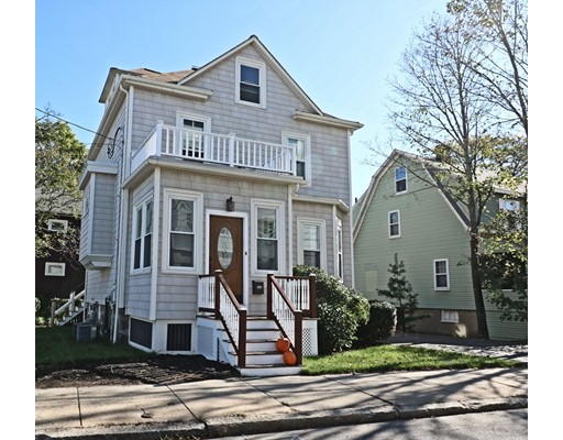 Single Family Home for Rent at 551 Pleasant Street 551 Pleasant Street Winthrop, Massachusetts 02152 United States
