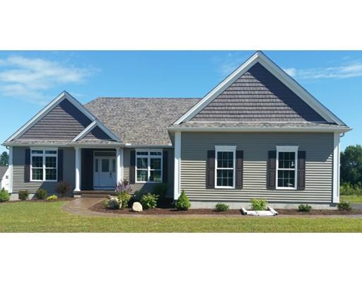 Частный односемейный дом для того Продажа на 1 North Liberty Street 1 North Liberty Street Belchertown, Массачусетс 01007 Соединенные Штаты
