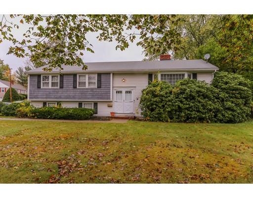 Частный односемейный дом для того Продажа на 2 Highland Terrace 2 Highland Terrace Danvers, Массачусетс 01923 Соединенные Штаты