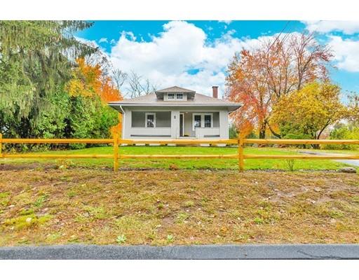 独户住宅 为 销售 在 3 Amherst Road South Hadley, 01075 美国