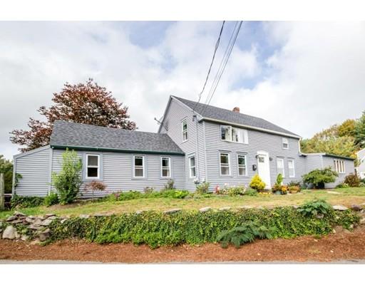 واحد منزل الأسرة للـ Sale في 1752 Washington 1752 Washington Canton, Massachusetts 02021 United States