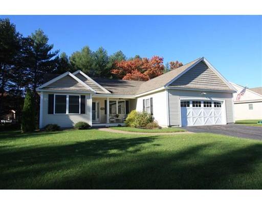 独户住宅 为 销售 在 1 Pilgrim Circle Nashua, 03063 美国
