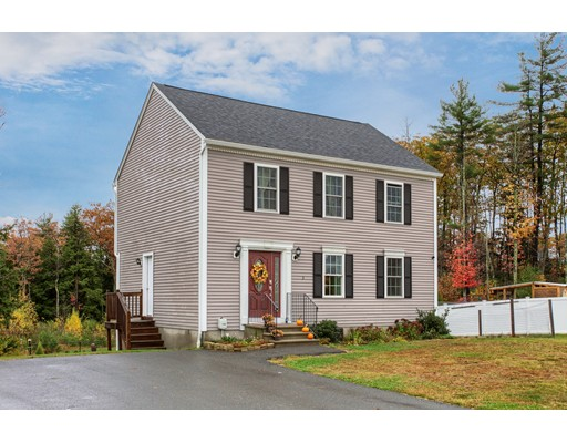 Single Family Home for Sale at 3 Gary Road 3 Gary Road Templeton, Massachusetts 01468 United States