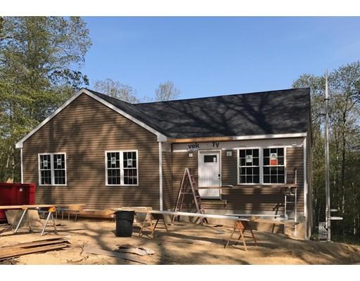 واحد منزل الأسرة للـ Sale في 2 0 Cronin Road 2 0 Cronin Road Warren, Massachusetts 01083 United States