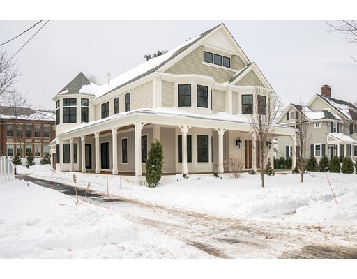 Single Family Home for Sale at 61 Warren Street Needham, Massachusetts 02492 United States