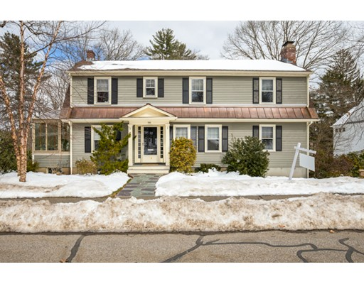 Single Family Home for Sale at 98 Brook Street Wellesley, 02482 United States