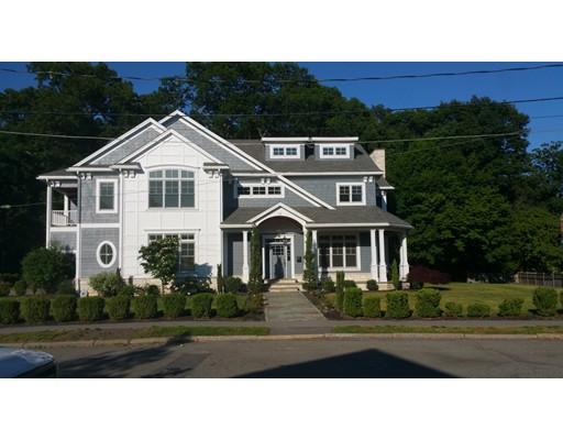 Single Family Home for Sale at 10 Karen Road 10 Karen Road Newton, Massachusetts 02468 United States