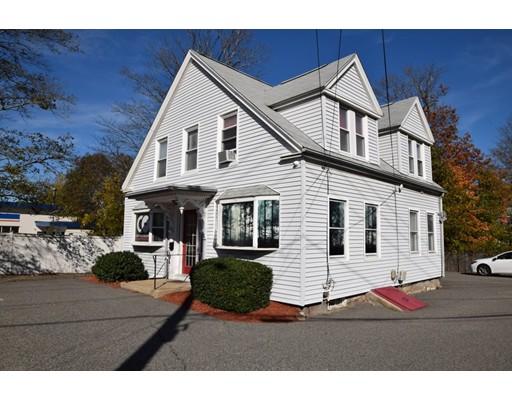 商用 为 销售 在 233 N Main Street 233 N Main Street 伦道夫, 马萨诸塞州 02368 美国