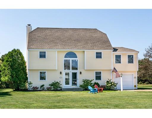 Maison unifamiliale pour l Vente à 4 Plains Head Lane 4 Plains Head Lane Edgartown, Massachusetts 02539 États-Unis