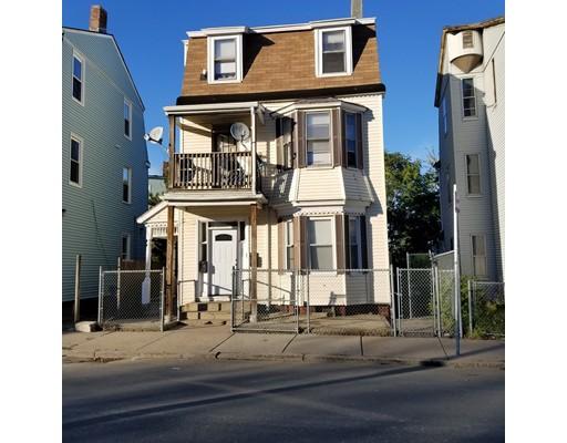 Casa Multifamiliar por un Venta en 32 E Cottage Street Boston, Massachusetts 02125 Estados Unidos