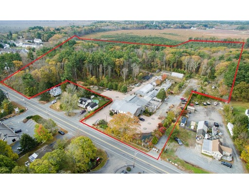 Commercial for Sale at 409 Turnpike 409 Turnpike Easton, Massachusetts 02375 United States
