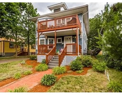Single Family Home for Rent at 74 Magoun Avenue Medford, Massachusetts 02155 United States