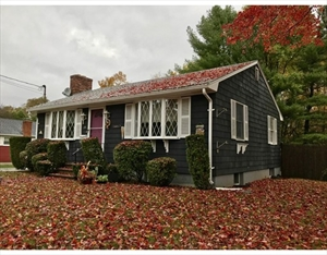 34 Vista Drive  is a similar property to 30 Central Ave  Danvers Ma