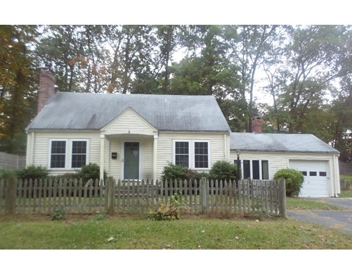 Single Family Home for Sale at 15 Hall Avenue 15 Hall Avenue Andover, Massachusetts 01810 United States