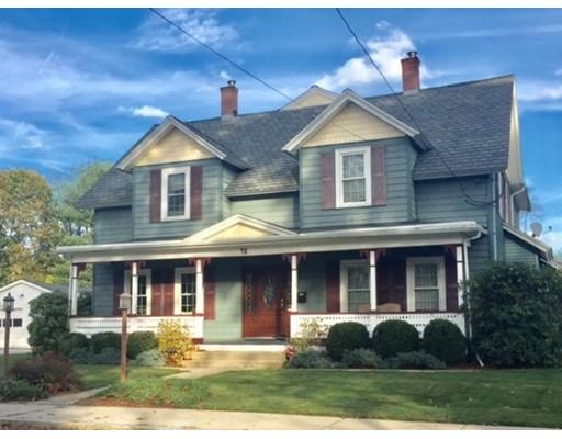 Частный односемейный дом для того Продажа на 48 Hecla Street 48 Hecla Street Uxbridge, Массачусетс 01569 Соединенные Штаты
