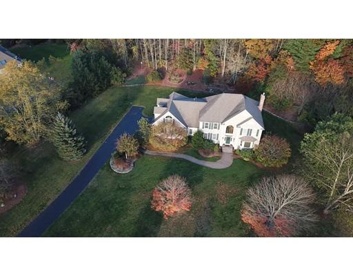 Maison unifamiliale pour l Vente à 120 Hidden Valley Road 120 Hidden Valley Road Groton, Massachusetts 01450 États-Unis