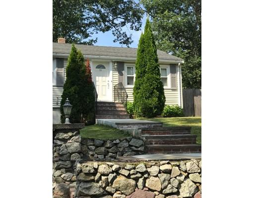 独户住宅 为 销售 在 58 Morgan Street 58 Morgan Street 伦道夫, 马萨诸塞州 02368 美国