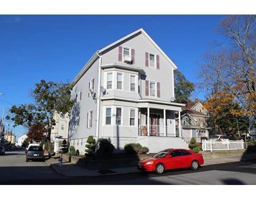 多户住宅 为 销售 在 390 Sprague Street Fall River, 02724 美国