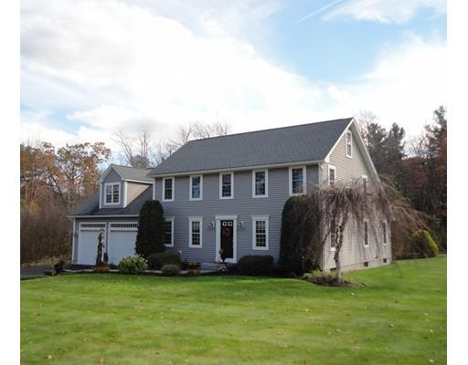 Частный односемейный дом для того Продажа на 115 West Street 115 West Street Paxton, Массачусетс 01612 Соединенные Штаты