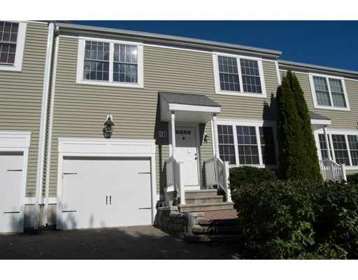 共管式独立产权公寓 为 销售 在 6 Ives Street 6 Ives Street Blackstone, 马萨诸塞州 01504 美国