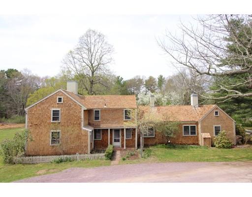 独户住宅 为 销售 在 809 Mayflower Street 809 Mayflower Street 达克斯伯里, 马萨诸塞州 02332 美国